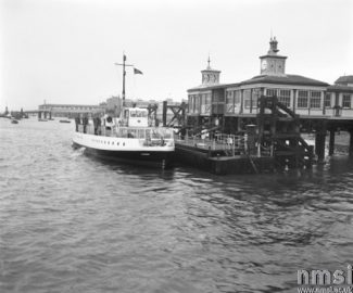Tilbury-Gravesend Ferry