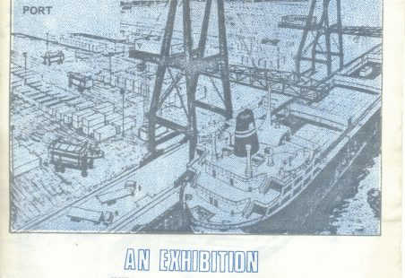 1968: Tilbury Docks exhibition