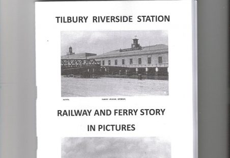 Tilbury Riverside Station - Railway and Ferry Story in Pictures