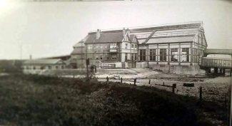 Tilbury Riverside building 1906