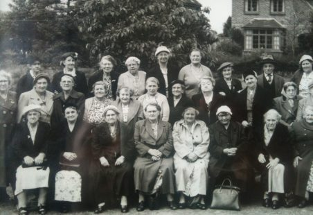 Tilbury Residents 1940s/50s?