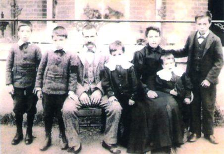 The Diprose family