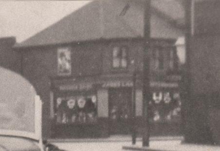 Lane's Corner Shop
