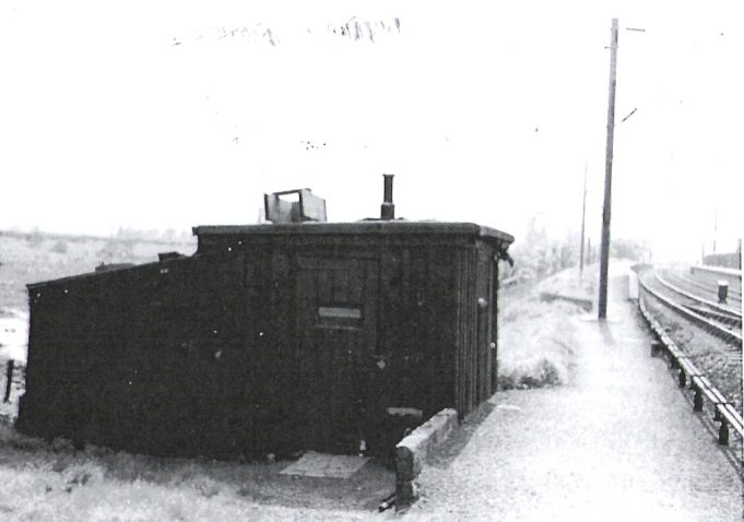 Linemans Hut - 1960s