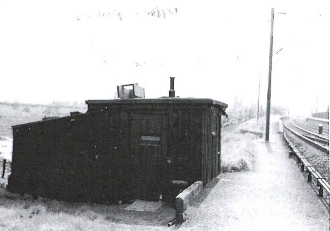 Linemans Hut - 1960s