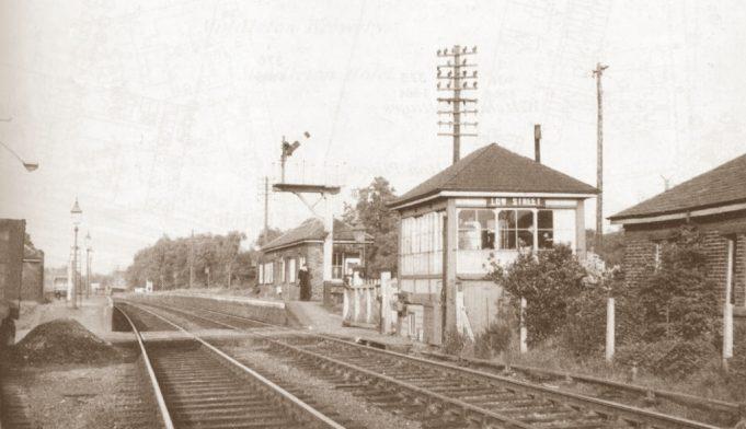Low Street in 1956