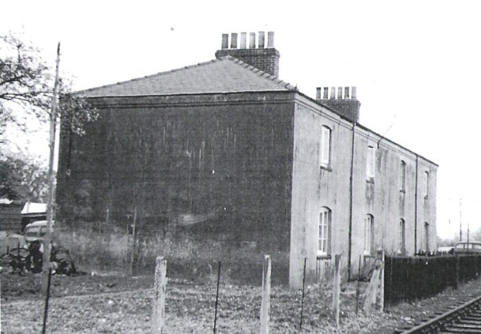 Low Street Cottages - 1960s