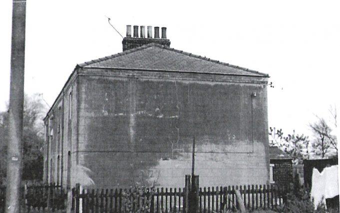 Low Street Cottages - Side