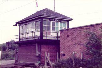 Low Street Signal Box - 1982