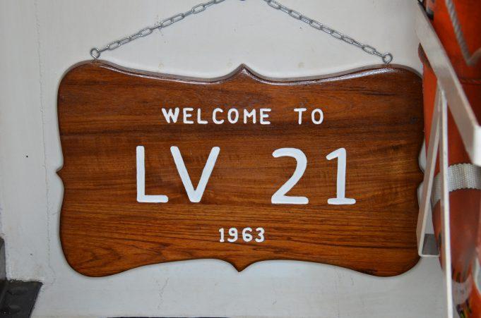 Lightship LV 21 | Jack Willis