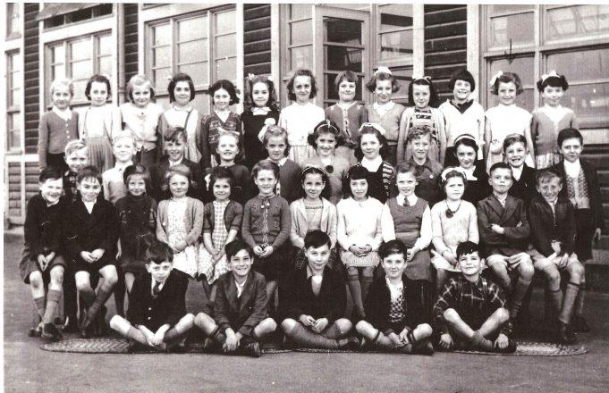 c.1954 Manorway School