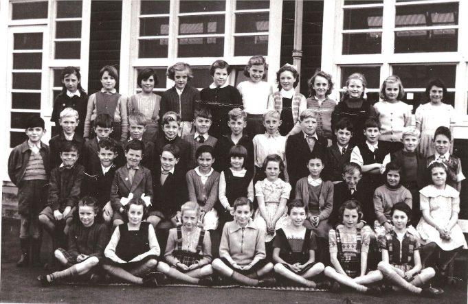 c. 1955 Manorway School