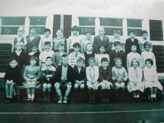Manorway School, 1961 | from John Smith