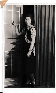 Miss Violet Lavina Hills