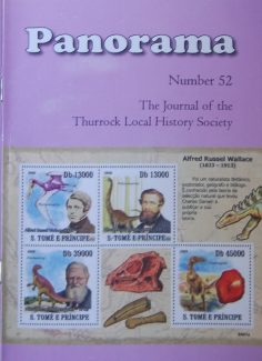 The cover of Panorama 52 | Thurrock Local History Society