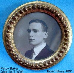 Percy Edward Baker | Barbara Ferdinand