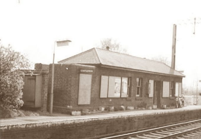 Platform, Left Elevation