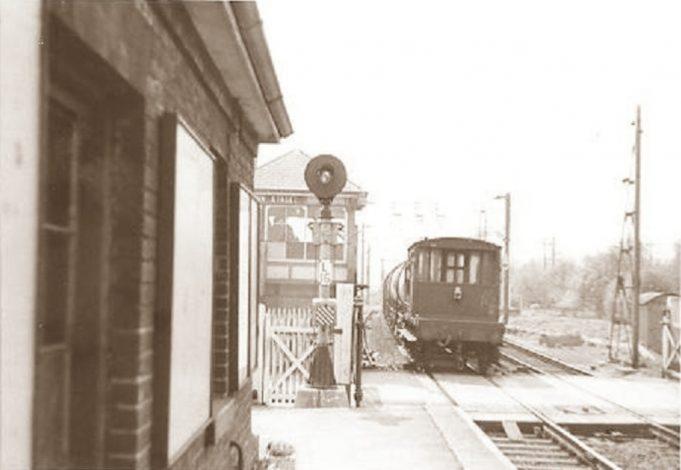Platform View - 1960s