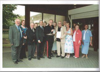 Queen's Award - 2007