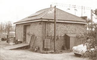 Goods shed - 1960s