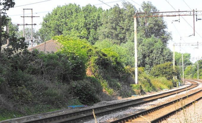 Station remains today
