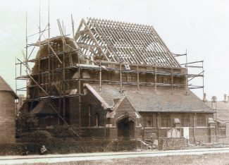 Removal of the high roof. | from John Smith
