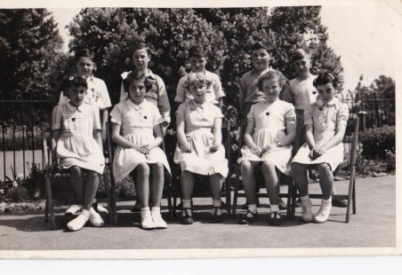 Chadwell St. Mary School 1954