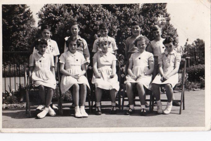 Chadwell St. Mary School 1954