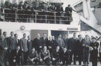 SS. Orsova Oct 1954 | AudreyR