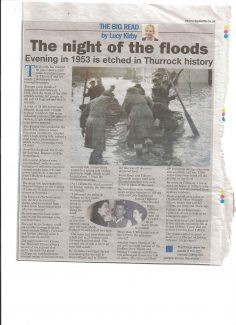 Article from Thurrock Gazette