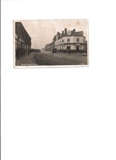 Dock Road 1930's?