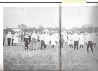 Children's Day at Chadwell St. Mary 1906