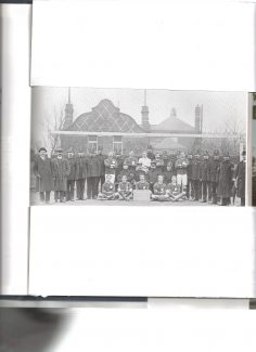 Tilbury Dock Police Football Club 1913-14