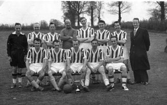 Tom Bennett: Scruttons Football Team