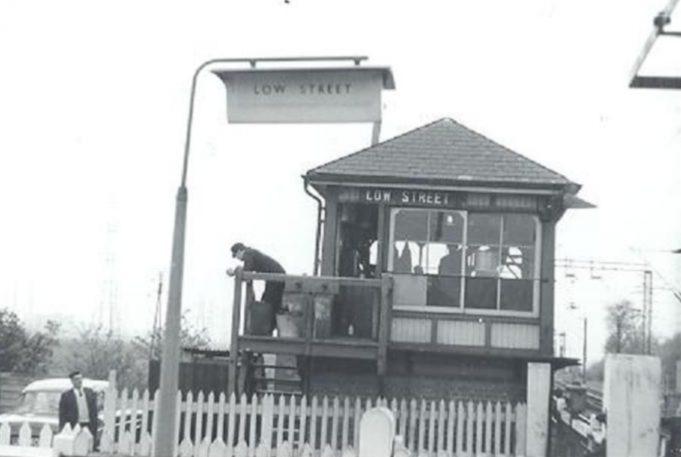 Signal Box - 1960s
