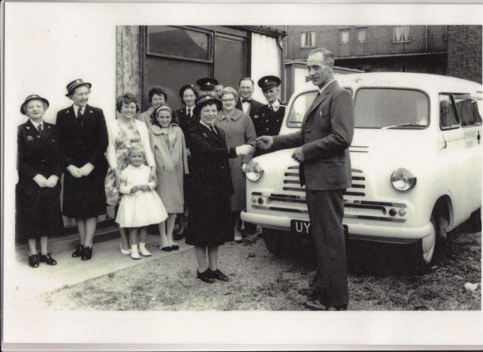 Red Cross - Tilbury Branch