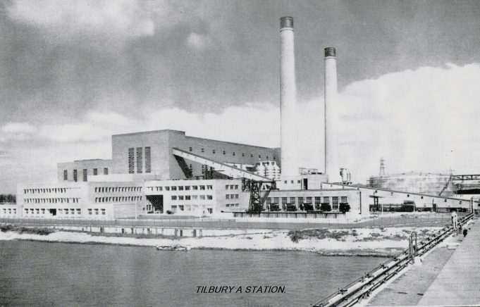 Tilbury A power station | from John Smith