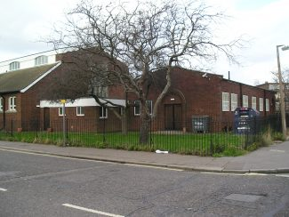 The Present Day Church Hall. | from John Smith