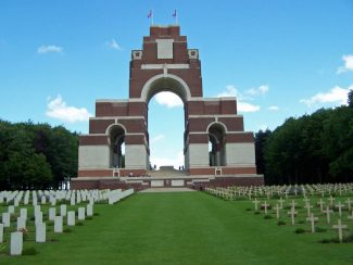 The Tiepval Memorial | Commonwealth War Graves Commission
