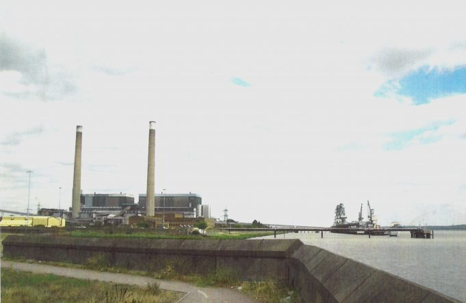 Tilbury B power station | from John Smith