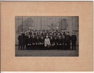 Tilbury Dock Auxiliary Fire Service Crew