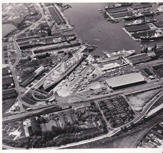 Tilbury Dock