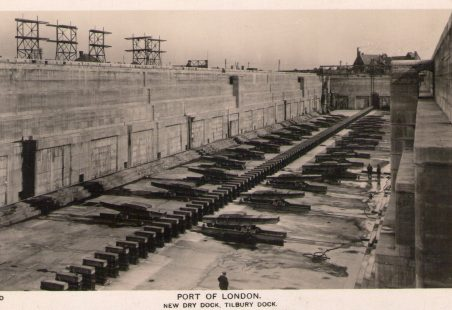 Tilbury Dry Dock