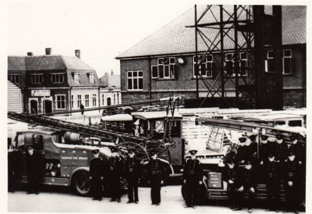 Tilbury Fire Station