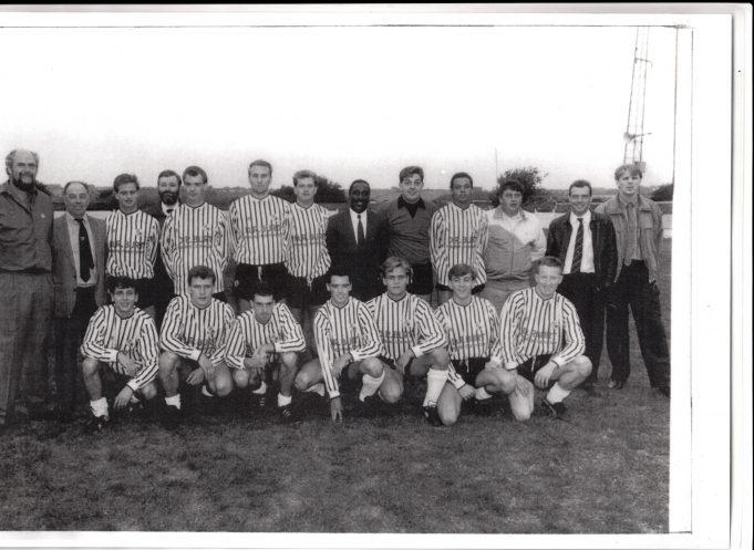 Tilbury Football Club | from Mavis Baker