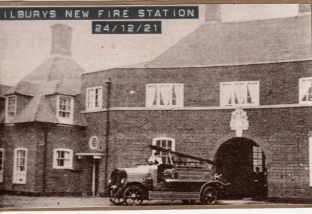 Tilbury's New  Fire Station in Tilbury Docks