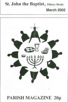 2002 Parish magazine