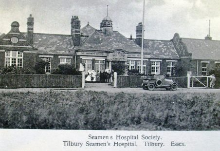 Passmore Edwards Hospital Tilbury