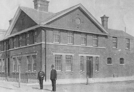 Tilbury Police Station
