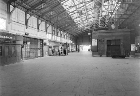 Tilbury Riverside Station